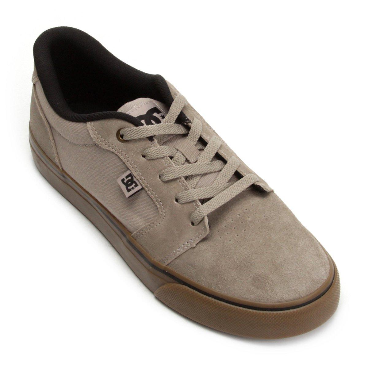 77d3d9dbeb Shopping Smiles - Tênis DC Shoes Anvil La Masculino