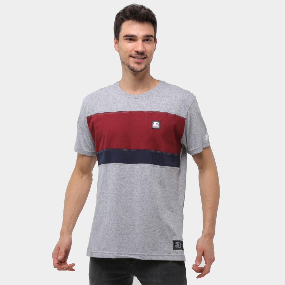 Camiseta Starter Especial Blocks Masculina