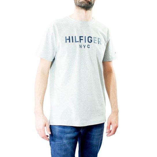 0af48c0092696 Camiseta Gola Redonda Tommy Hilfiger - Compre Agora