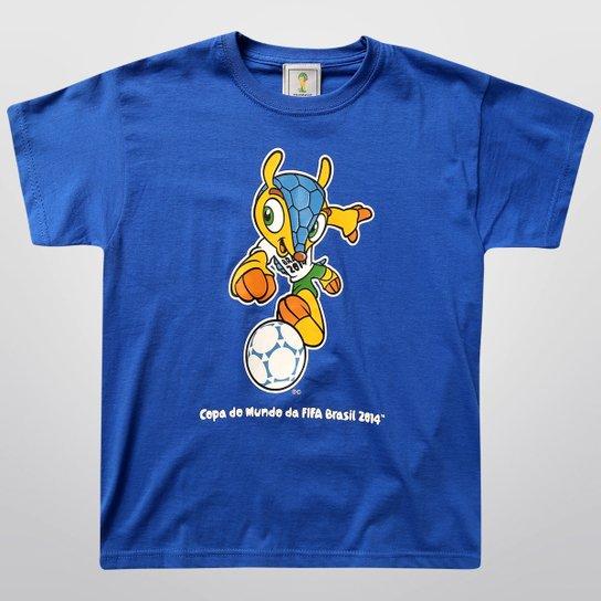 6fe047c033 Camiseta FIFA Mascote Infantil - Compre Agora