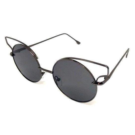 7386eb8f33170 Óculos Cayo Blanco Modelo Redondo Fashion - Compre Agora   Zattini