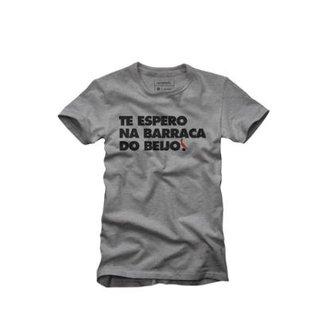 Camiseta Reserva Barraca Do Beijo Masculina 26e59d17017