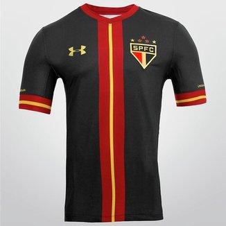 84fd4fba7 Camisa São Paulo Infantil Goleiro III 2015 s nº Torcedor Under Armour