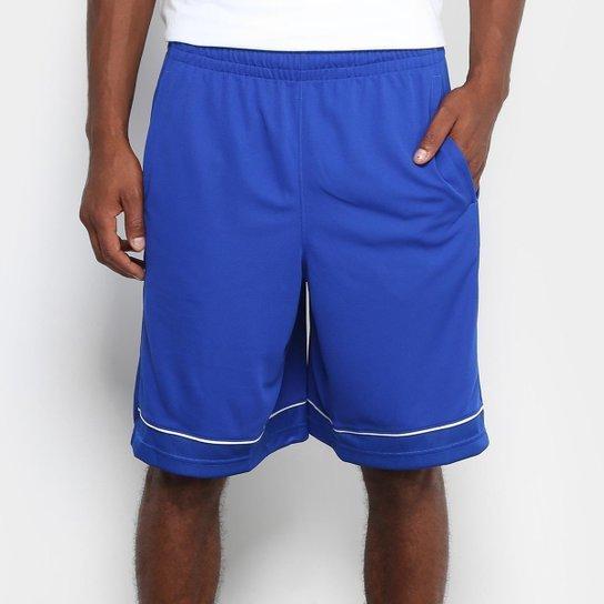 07dacb3c0c7 Short Under Armour Baseline Basketball Masculina - Azul Royal ...