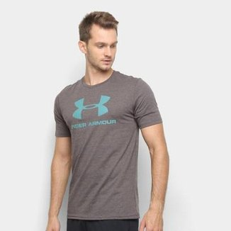 ca36e2afdf Camiseta Under Armour Sportstyle Logo 19 Masculina