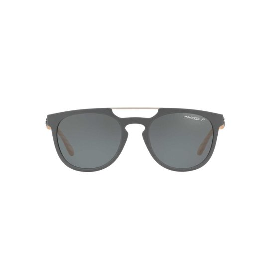 fae8a2b020c17 Óculos de Sol Arnette Retangular DG2164 Masculino - Cinza - Compre ...