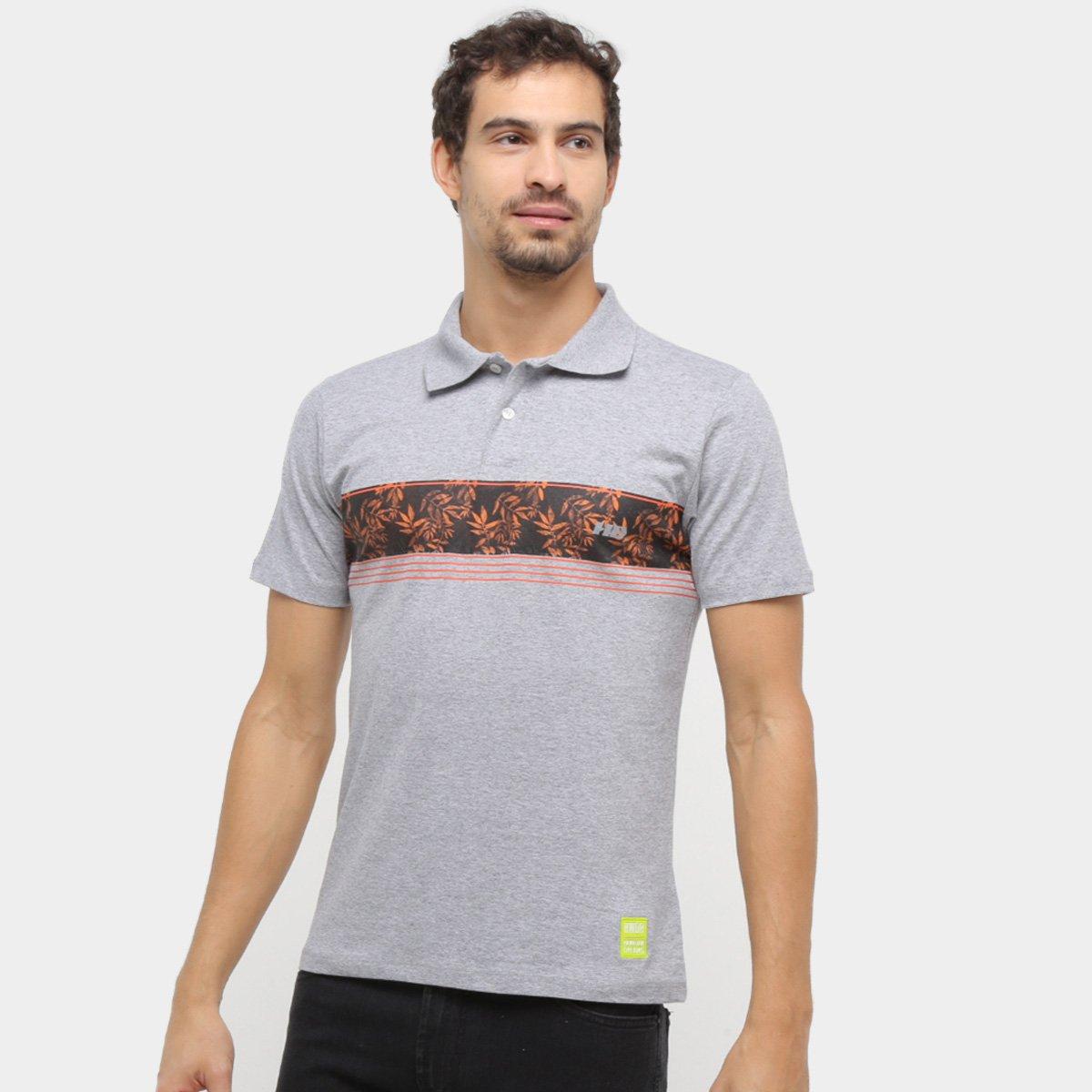 Camisa Polo HD Havaí Masculina