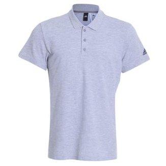 Camisa Polo Adidas Essentials Básica Masculina e118c606570a5