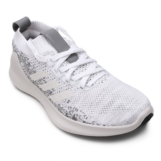 3eb14b458b1 Tênis Adidas Purebounce Feminino - Cinza - Compre Agora