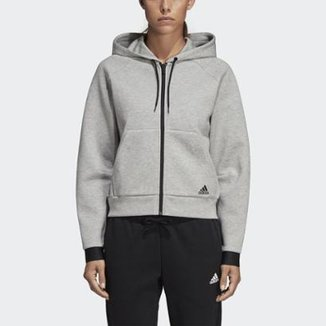 29d935056ff Jaqueta Adidas Must Haves C  Capuz Feminina