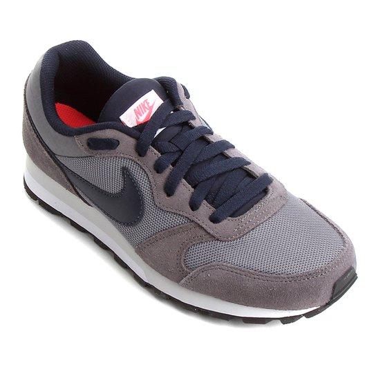 d9894f9882e Tênis Nike Md Runner 2 Masculino - Cinza - Compre Agora