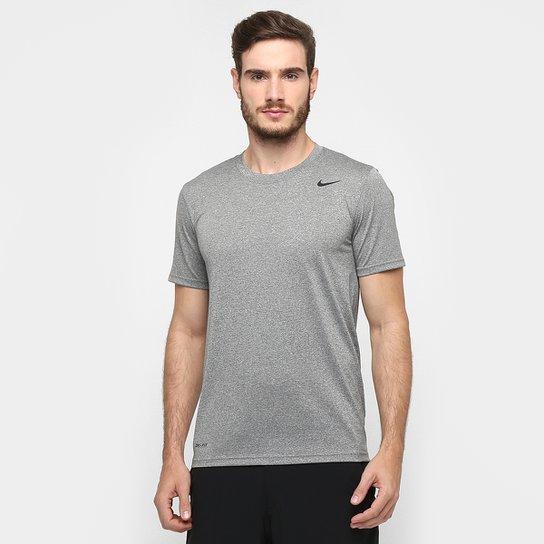 2f3a00b64e Camiseta Nike Legend 2.0 Ss Masculina - Cinza - Compre Agora