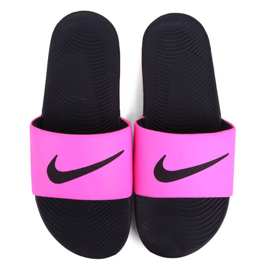 4a669c95c Sandália Nike Wmns Kawa Slide - Pink - Compre Agora