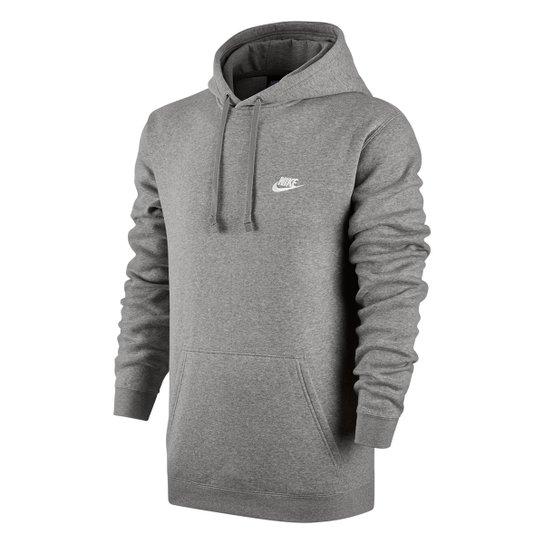 28568aee5 Moletom Nike Nsw Hoodie Po Flc Club c  Capuz - Compre Agora