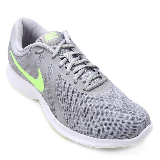d887044d03 Tênis Nike Revolution 4 Masculino - Cinza - Compre Agora