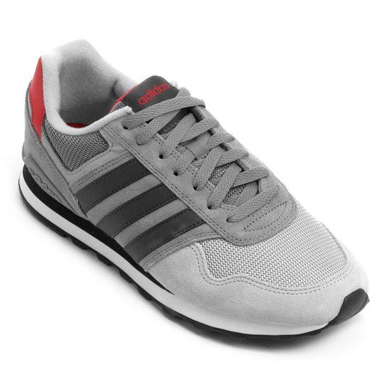 604f8075ae40a Tênis Adidas 10K Masculino   Zattini