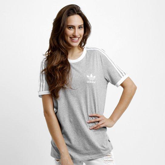 4372c9c6870 Camiseta Adidas 3 Stripes - Compre Agora