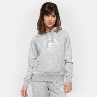 2aff4bae09 Moletom Adidas Originals Hdy c  Capuz
