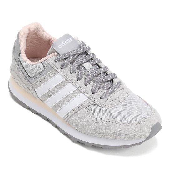 7b38fab64a7ea Tênis Adidas 10K Feminino   Zattini