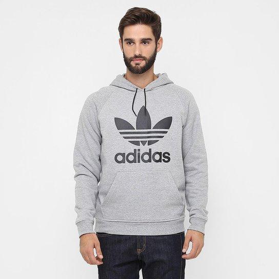 96221f1525a Moletom Adidas Trefoil Hoody c  Capuz - Compre Agora