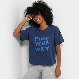 Camiseta Puma X Shantell Martin Feminina 5eb0046837ec8