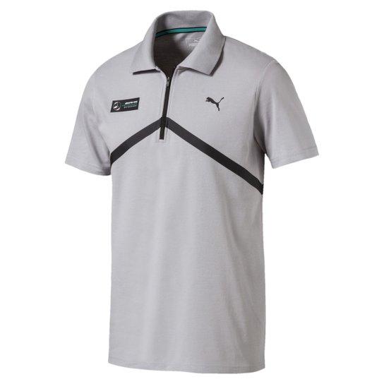 4f7e7133f8 Camisa Polo Puma Mercedes AMG Petronas F1   Zattini