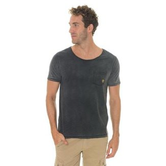 ad1ce40fdc Camiseta Timberland Tank Double Face Washed Masculina
