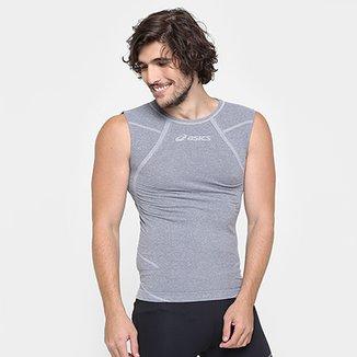 cadb02f0f4 Camiseta Regata Asiscs Seamless