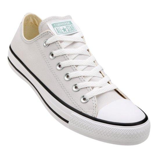 Tênis Converse Chuck Taylor All Star - Cinza - Compre Agora   Zattini b44fa3d2ff