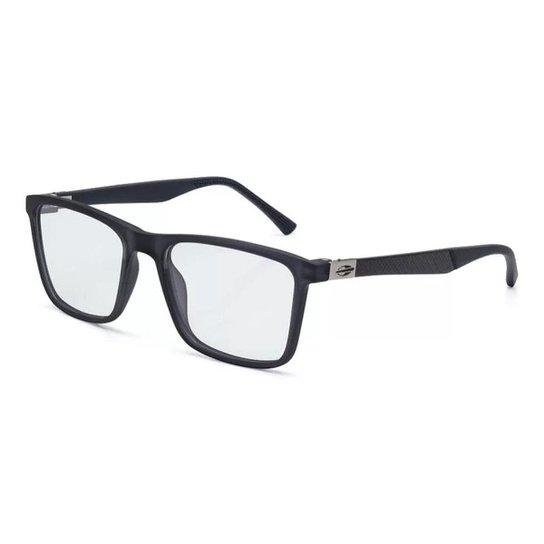 25b2ff26a Armação Óculos Grau Mormaii Mudra Fibra Carbono - Cinza | Zattini