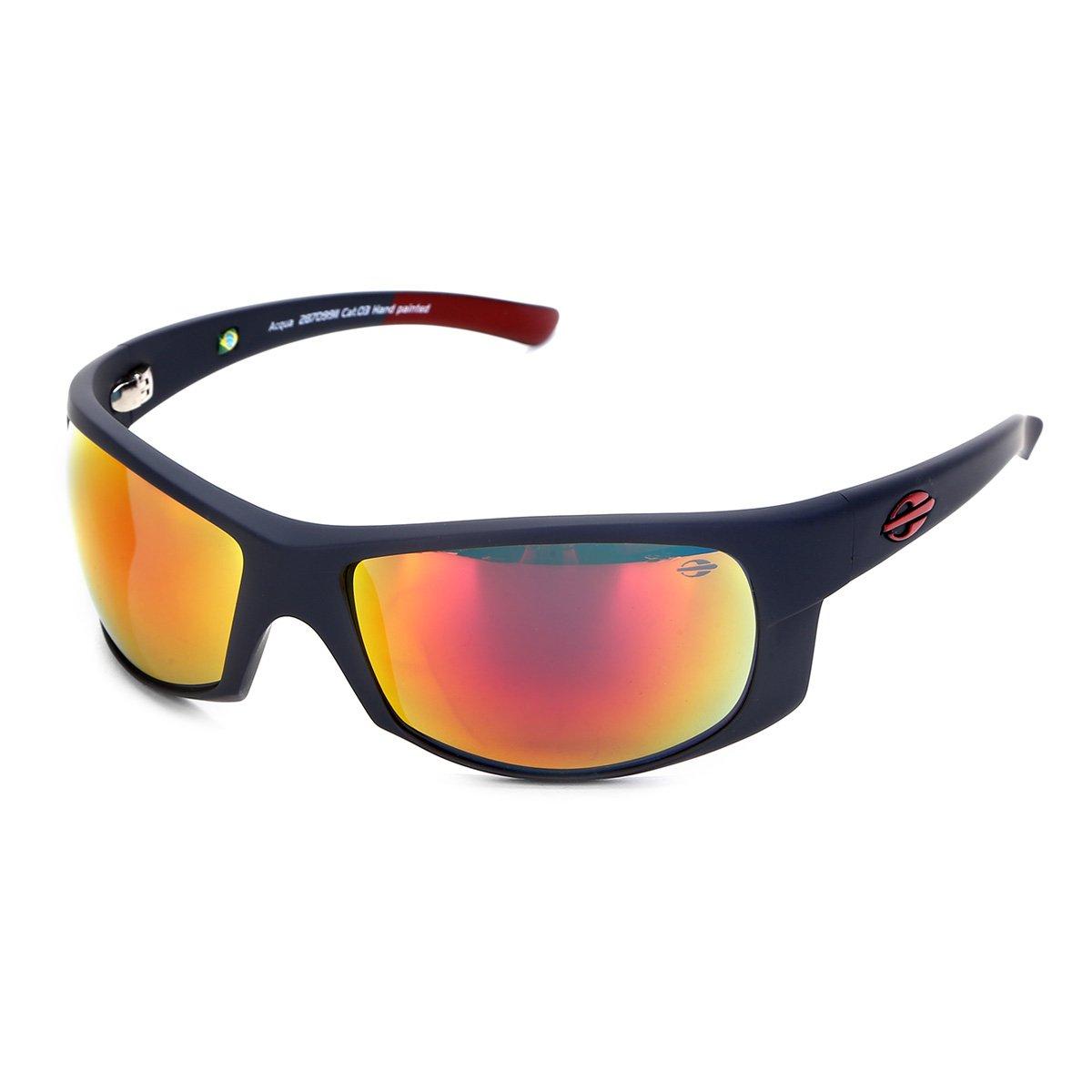 717001eac Óculos de Sol Mormaii Acqua Espelhado 00287D9911 Masculino