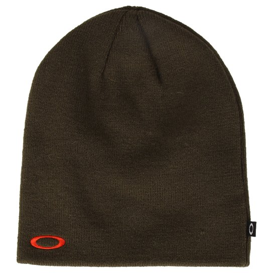 ef28bf8b97856 Gorro Oakley Fine Knit Beanie Masculino - Compre Agora   Zattini
