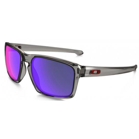 Óculos Oakley Sliver Grey Smoke iridium Polarized - Compre Agora ... 9df55adf7e