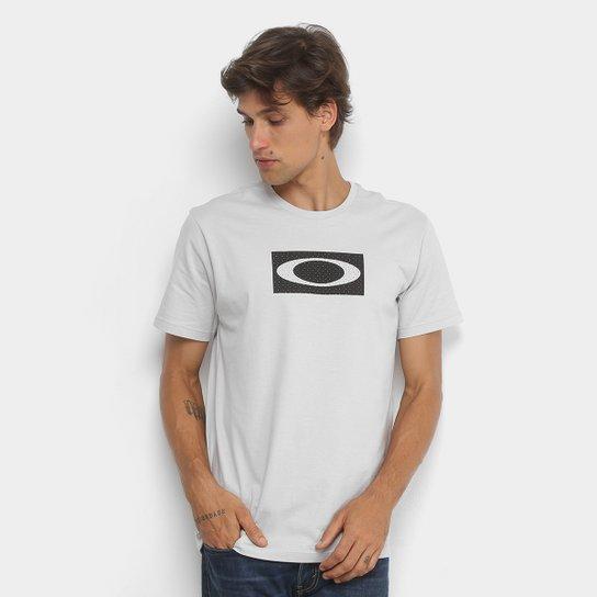 b260de8190 Camiseta Oakley Ellipse Mesh Masculina - Cinza - Compre Agora