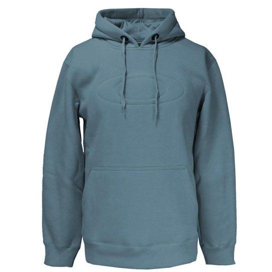 Moletom Oakley One Brand Pullover 2.0 Masculino - Cinza - Compre ... 00231663b4b