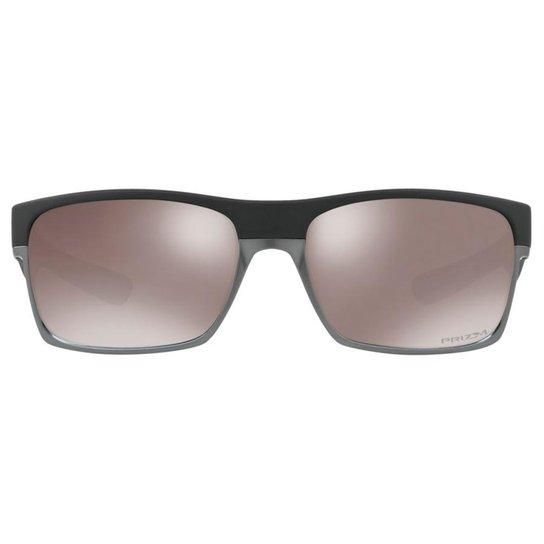 c5cb5afcfa767 Óculos de Sol Oakley Twoface 0OO9189 38 60 - Cinza - Compre Agora ...