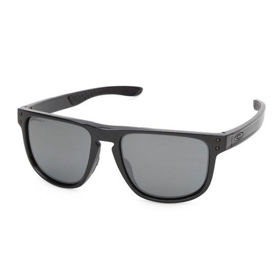 589bc1c401ab5 Óculos Oakley Holbrook R Prizm Masculino - Preto - Compre Agora ...