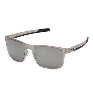 f88a9c2120c0e Óculos Oakley Holbrook Metal Polarizado 0OO4123 Masculino