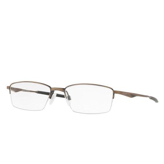 f6cb4328be077 Óculos Oakley de Grau Limit Switch 0.5 Masculino - Cinza - Compre ...