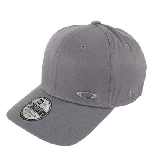 c93f47b5e7da9 Boné Oakley Tinfoil Cap - Cinza - Compre Agora