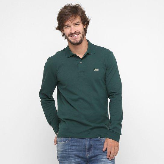 Camisa Polo Lacoste Piquet Original - Compre Agora  31e12fe130f21