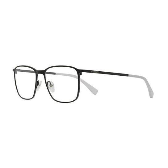 Armação Óculos de Grau Lacoste L2233 317 53 - Cinza - Compre Agora ... cbbcf225f2