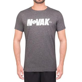 b24a15c06e3 Camiseta Lacoste Novak Regular Fit Masculino
