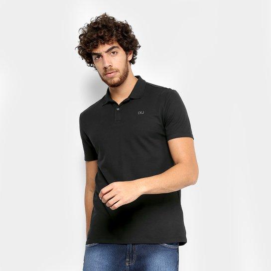 Camisa Polo Calvin Klein Piquet Básica Masculina - Compre Agora ... 1801858b74