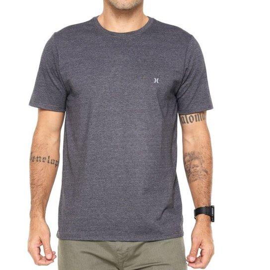 Camiseta Hurley Silk Icon Masculina - Compre Agora  57602fe93da