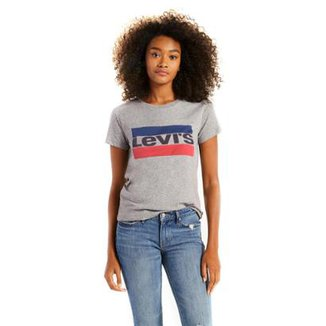 Camiseta Sportswear Logo Levis Lb0010014 ee7fa6307c8