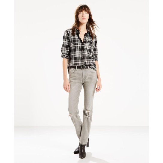 cd7abc278 Calça Jeans Levis 311 Shaping Skinny Feminina - Compre Agora