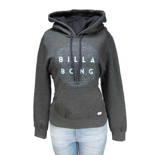 Moletom Feminino Billabong Division Feminino - Compre Agora  7a09aaf36c0