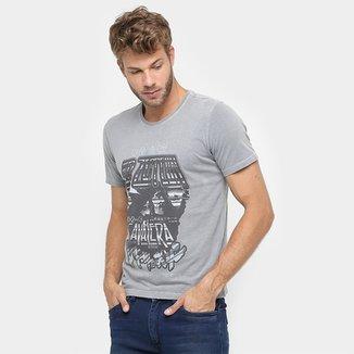 9db1c47fd7 Camiseta Cavalera Led Zeppelin Estonada