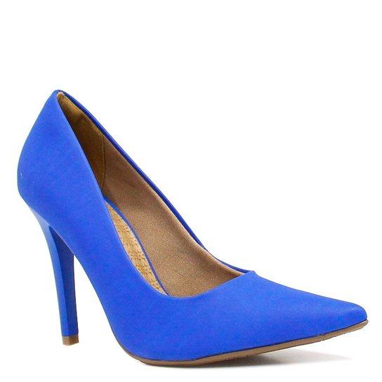 f80203554 Sapato Via Marte Scarpin Verniz Noivas - Compre Agora
